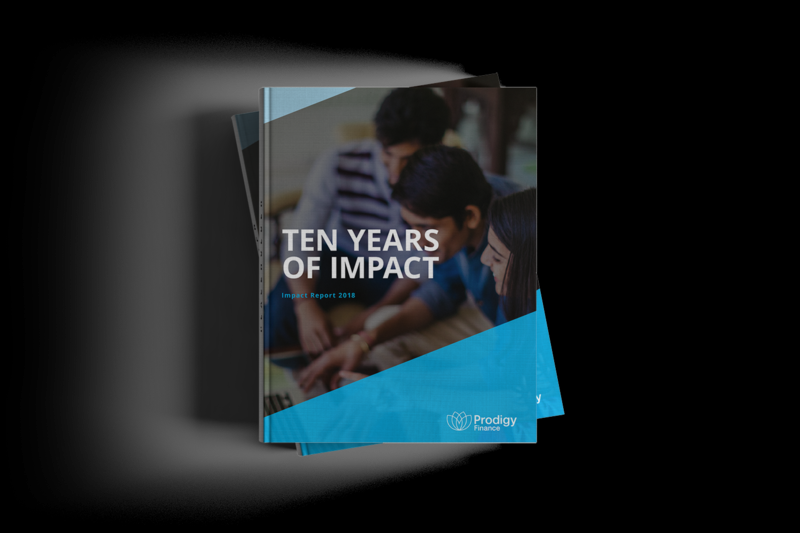 10 years of impact - Prodigy Finance launches first impact report